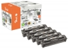 111858 - Peach Spar Pack Plus Tonermodule kompatibel zu No. 305A HP