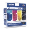 210623 - Original Valuepack Tinte schwarz, color, LC-1100V Brother