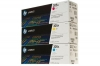 211015 - Toner Tri-Pack CMY No. 305, CECF370AM HP