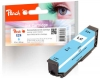 320162 - Peach Tintenpatrone light cyan kompatibel zu No. 24 lc, T2425 Epson